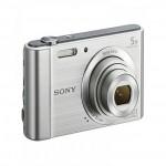 Sony Cyber-shot DSC-W800 Digital Camera - Silver