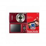 Canon IXUS175 20.0 MP Digital Camera With Free 16GB SD Card